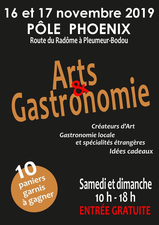 Salon Arts et Gastronomie